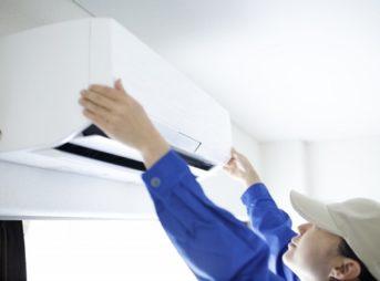 エアコン掃除のプロ